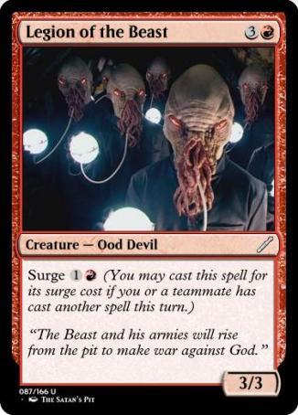 Legion of the Beast